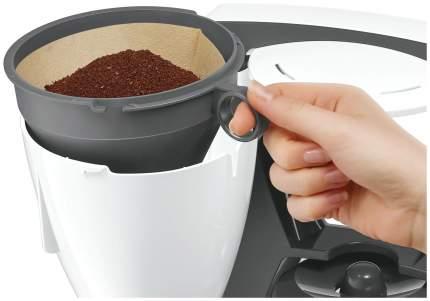 Кофеварка капельного типа Bosch ComfortLine TKA6A041 White