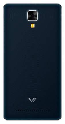 Смартфон Vertex Impress Jazz 8Gb Dark Blue/Silver