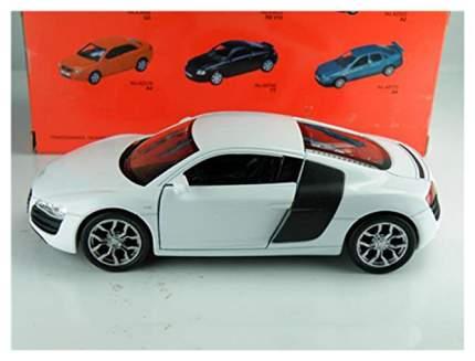 Коллекционная модель Welly Audi R8 43633 1:34