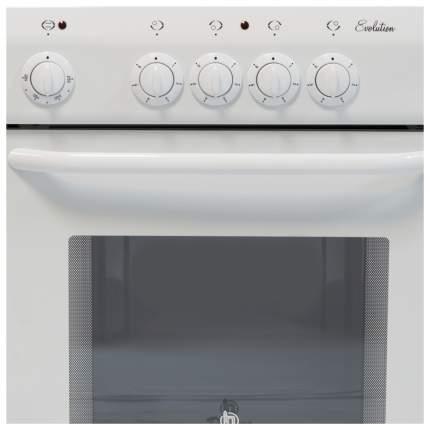Электрическая плита DeLuxe 5004.12 Э White