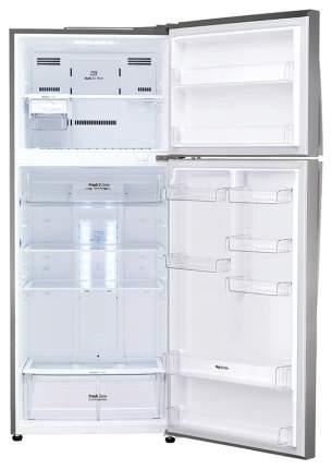 Холодильник LG GR-M802HMHM Silver