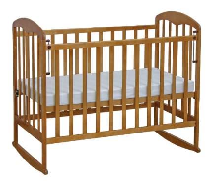 Кровать-качалка детская Фея 323 Орех