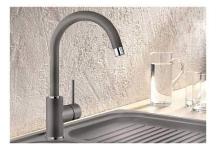 Смеситель для кухонной мойки Blanco MIDA 524207 серый беж