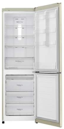 Холодильник LG GA-M429SERZ Beige