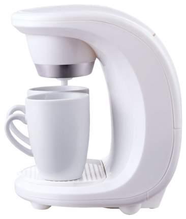 Кофеварка капельного типа Endever Costa-1040 White