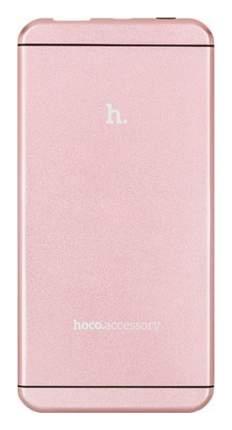 Внешний аккумулятор Hoco UPB03 6000 мА/ч Pink