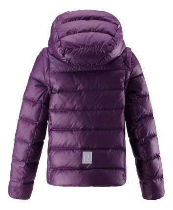 Куртка детская Reima Minna фиолетовая 152 размер
