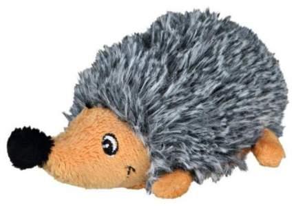 Мягкая игрушка для собак TRIXIE Ежик, бежевый, серый, 12 см