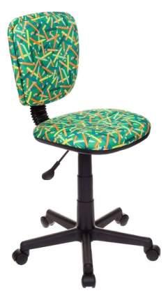 Детское компьютерное кресло Бюрократ CH-204NX/PENCIL-GN