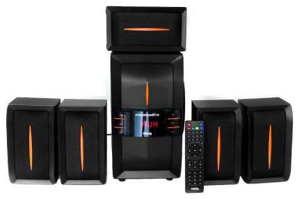 Колонки компьютерные Dialog Progressive AP-540, Black