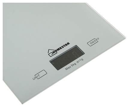 Весы кухонные Homestar HS-3006 цвет Серебристый