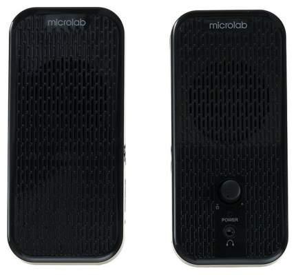 Колонки компьютерные Microlab B55v2 Black USB, 4 Вт