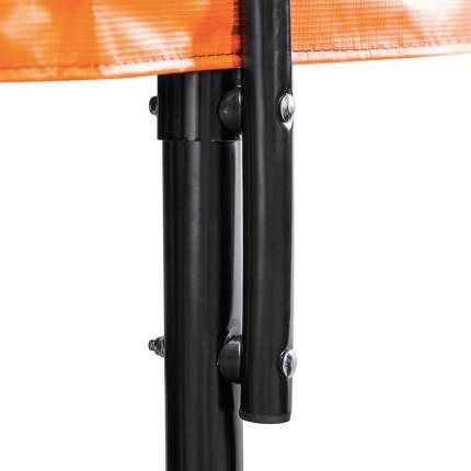 Батут DFC Kengoo с сеткой и лестницей 518 см, orange