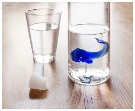 Бутылка Balvi 26758 Прозрачный, синий
