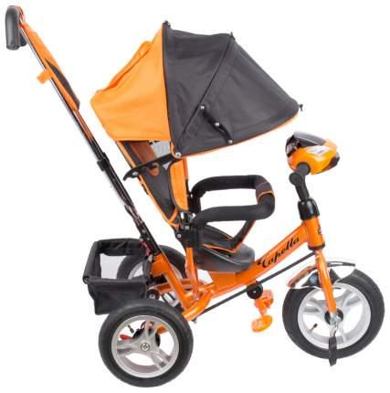 Велосипед трехколесный Capella S-511 Neon Orange