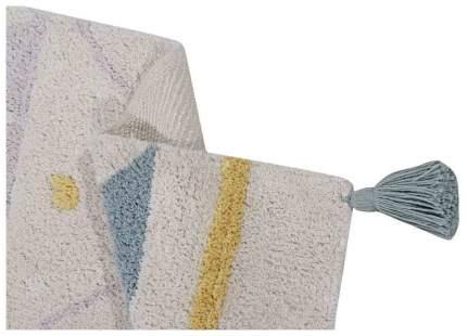 Ковер Lorena Canals Azteca Natural винтажный голубой 140*200