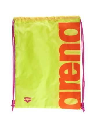 Рюкзак-мешок Arena Fast Swimbag 93605 желтый (75)