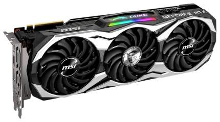 Видеокарта MSI Duke GeForce RTX 2080 Ti (RTX 2080 Ti DUKE 11G OC)