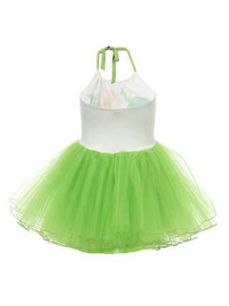 Платье Маленькая Леди Салатовый р.116