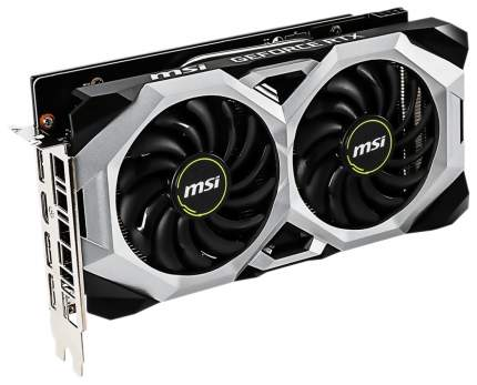 Видеокарта MSI Ventus GeForce RTX 2060 (RTX 2060 VENTUS 6G OC)