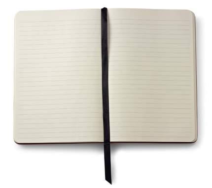 Записная книжка Cross Journal Crimson, 160 стр, в линейку, с отделением для ручки