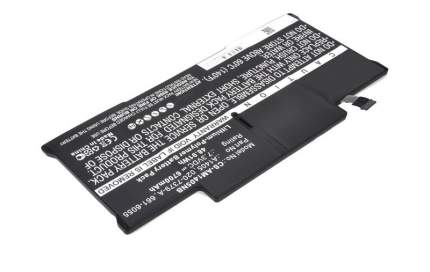 "Аккумулятор Pitatel ""BT-1810"", для ноутбуков Apple MacBook Air 13"" A1466 2012"