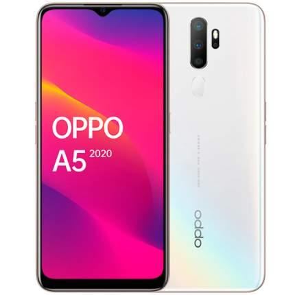 Смартфон Oppo A5 (2020) 64Gb Dazzling White (CPH1931)