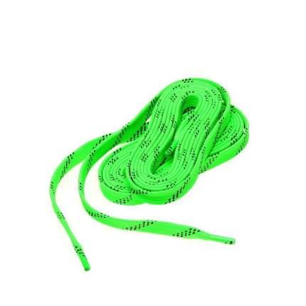 Шнурки RGX-LCS01 Neon Green 244 см.