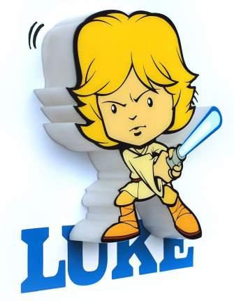 """Пробивной мини 3D светильник """"StarWars"""" (Звёздные Войны)-Luke Skywalker (Люк Скайуокер)"""