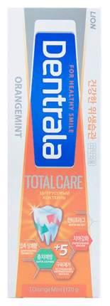 Зубная паста Dentrala Total Care Orangemint 120 мл