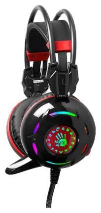 Игровые наушники A4Tech Bloody G300 black