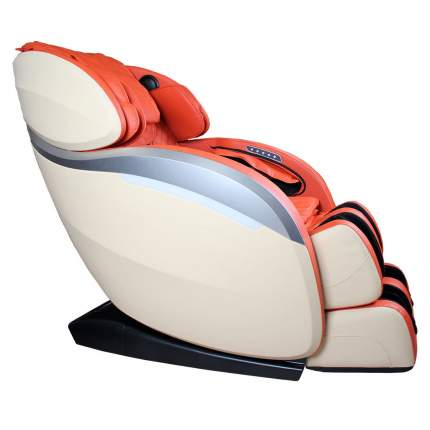 Массажное кресло Gess Futuro orange/beige