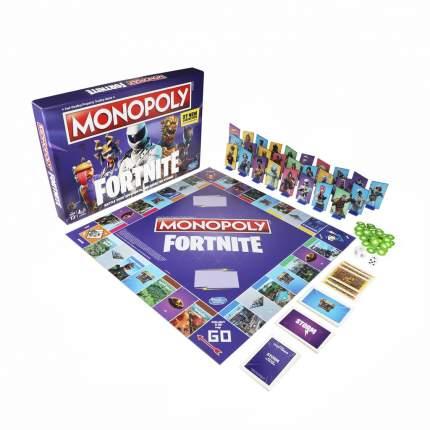 Игра настольная Hasbro MONOPOLY Фортнайт