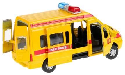 """Машина инерционная """"Ford Transit. Реанимация"""", 13 см"""