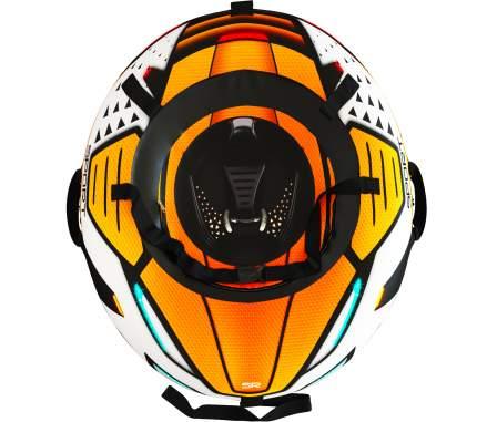 Тюбинг Small Rider snow tubes 4 asteroid sport оранжевый