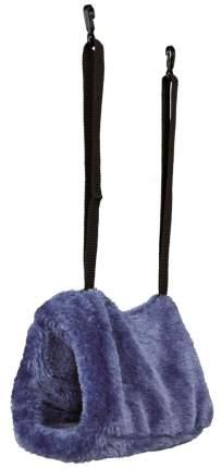 Гамак-норка для хомяков TRIXIE, плюш, в ассортименте, 9x16х12 см