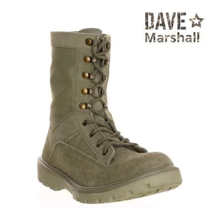 """Ботинки Dave Marshall Howard О-8"""", олива, 43 RU"""