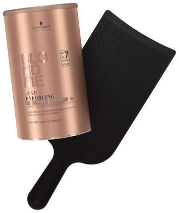 Осветлитель для волос Schwarzkopf BlondMe Bond Enforcing Premium Clay Lightener 350г