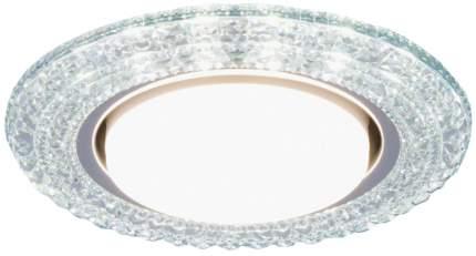 Встраиваемый светильник Elektrostandard 3030 GX53 CL прозрачный