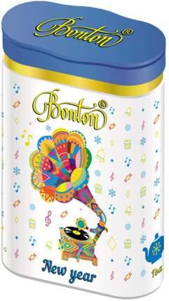 Чай Bonton новогодний черный крупнолистовой 100 г