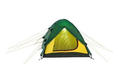 Палатка Alexika Nakra 2 двухместная зеленая