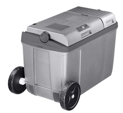 Автохолодильник Waeco SC38 серый, серебристый