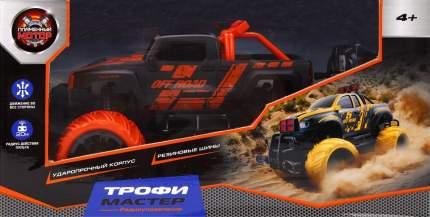 Радиоуправляемая машина Пламенный мотор Джип. Трофи Профессионал 870317