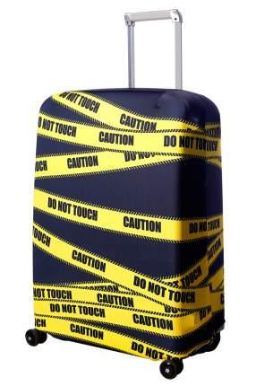 Чехол для чемодана Routemark Даже не щупать M/L SP180 черный