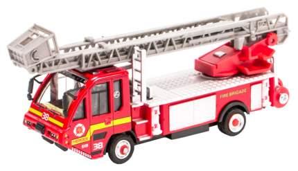 Радиоуправляемая пожарная машинка MYX City Hero 7911-5H