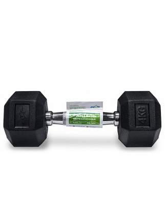 Гантель обрезиненная StarFit DB-301 4 кг