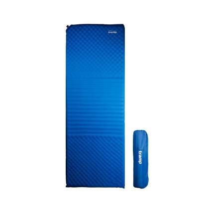 Ковер самонадувающийся Tramp TRI-018 (190х65х5 см) Цвет синий