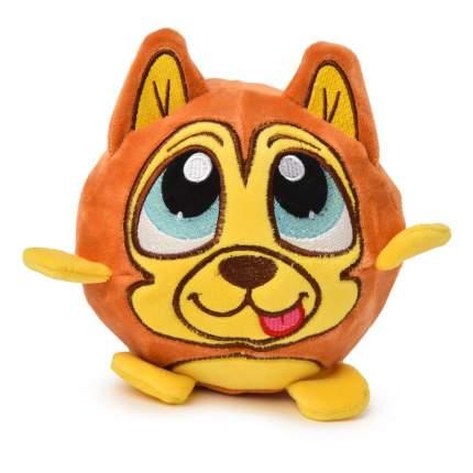 1 TOY Плюшевая игрушка Мняшки Хрумс. Лайма Хрумс, 18 см