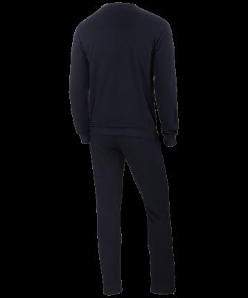 Спортивный костюм Jogel JCS-4201-061, черный/белый, L INT