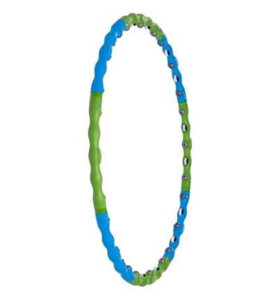 Массажный обруч StarFit HH-105 98 см синий/зеленый